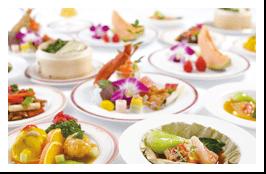 結婚披露宴の料理
