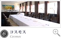 6 コスモス/個室