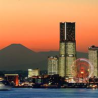 横浜ロイヤルパークホテルへの宿泊