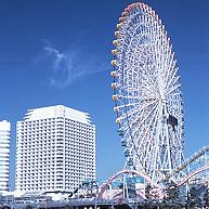 横浜ベイホテル東急への宿泊
