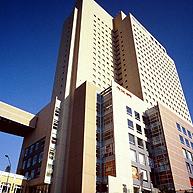 横浜桜木町ワシントンホテルへの宿泊