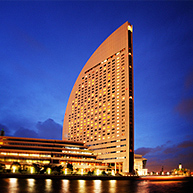 ヨコハマ グランド インターコンチネンタル ホテルへの宿泊
