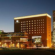 ナビオス横浜への宿泊