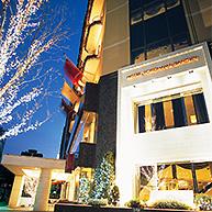 ホテル横浜ガーデンへの宿泊