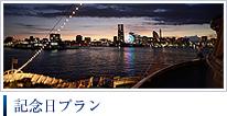 記念日クルーズプラン/横浜の美夜景