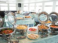 貸切ランチバイキング:中華料理ブッフェイメージ