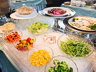 貸切ランチバイキング:温菜