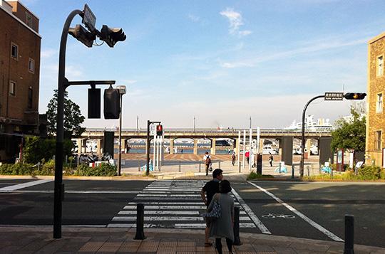 横濱開港の歴史 象の鼻パーク